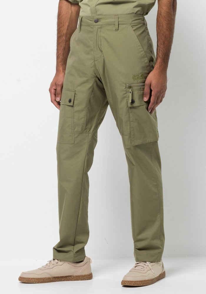 Jack Wolfskin Outdoorhose »LAKESIDE PANTS M«