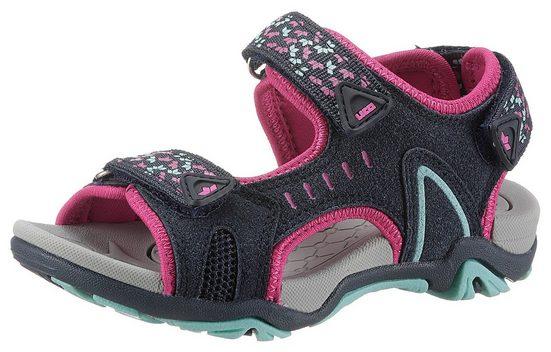 Lico »Gomera« Sandale mit Klettverschlüssen