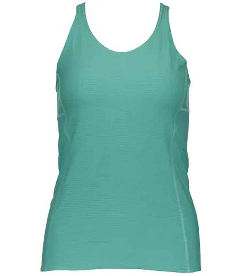 Haglöfs Funktionsshirt »Haglöfs Lim Tech Sport-Shirt atmungsaktives Damen Funktions-Top Outdoor-Shirt Grün«