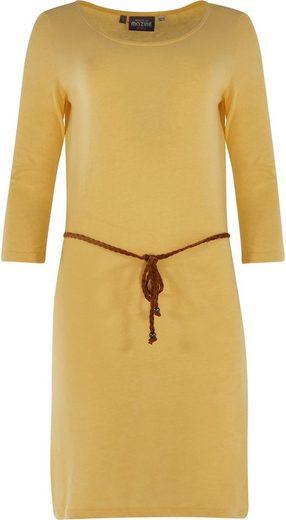 MAZINE Jerseykleid »Lotte« mit kleinem Bindegürtel