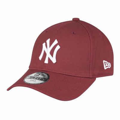 New Era Baseball Cap »9Forty New York Yankees cardinal«