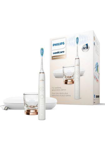 Philips Sonicare Elektrische Zahnbürste DiamondClean 90...