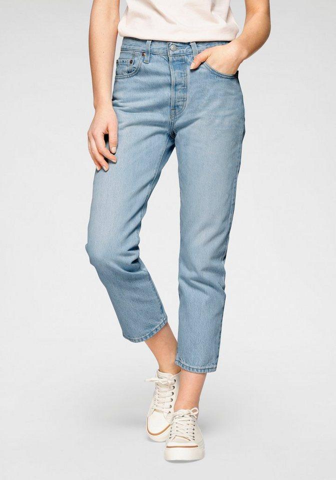 levi's® -  7/8-Jeans »501 Crop«