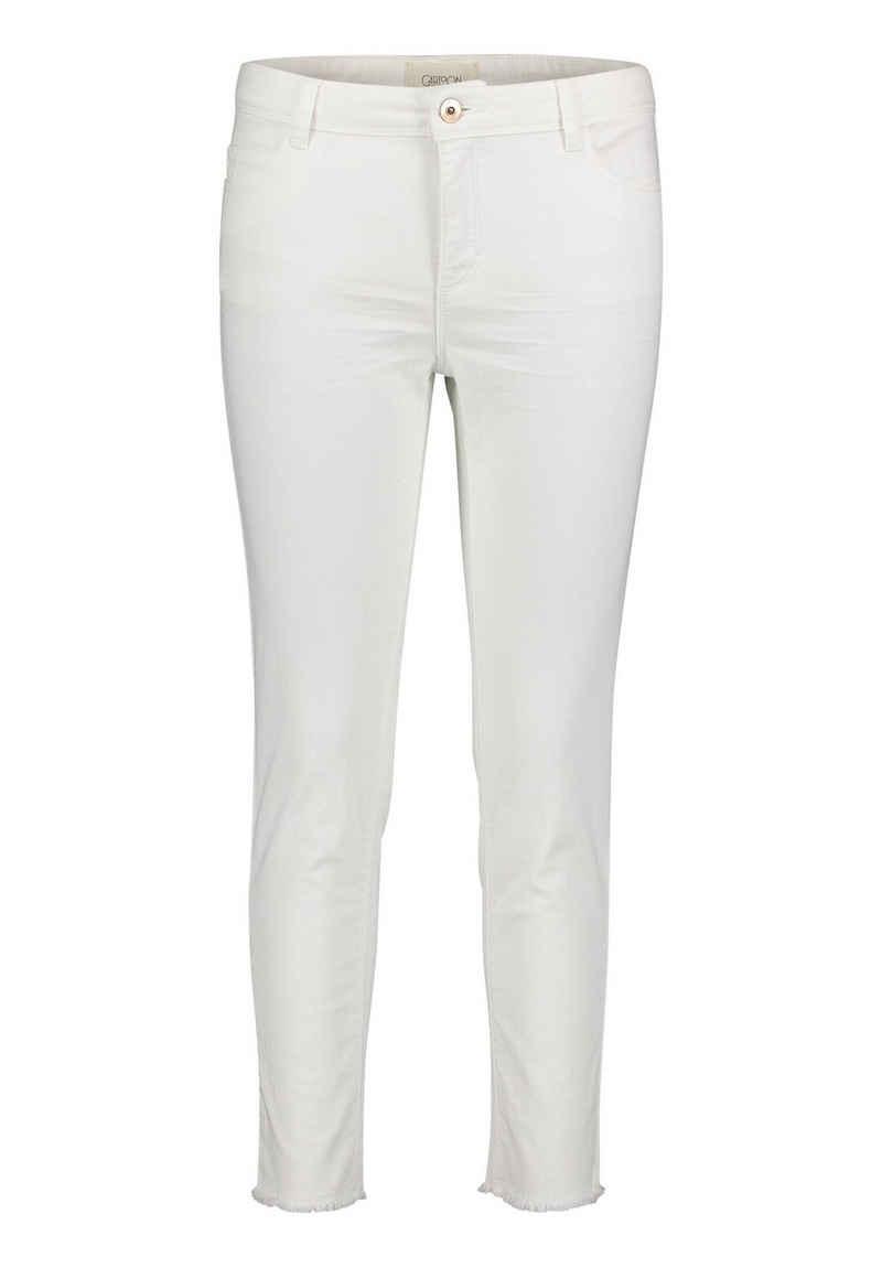 Cartoon 5-Pocket-Jeans »Slim Fit« Fransen