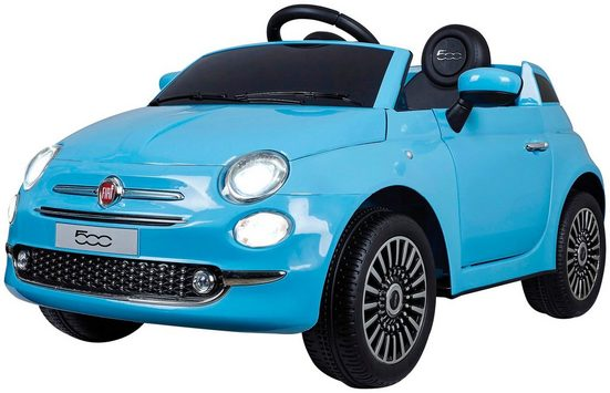 Jamara Elektro-Kinderauto »Ride-on Fiat 500«, Belastbarkeit 30 kg