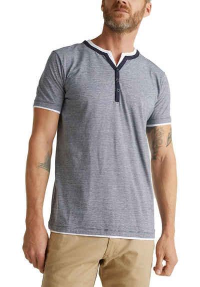 Esprit T-Shirt in Lagenoptik