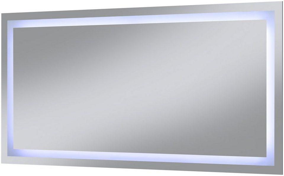 Badezimmerspiegel 120 Cm.Welltime Badspiegel Trento Bxh 120 X 60 Cm Otto