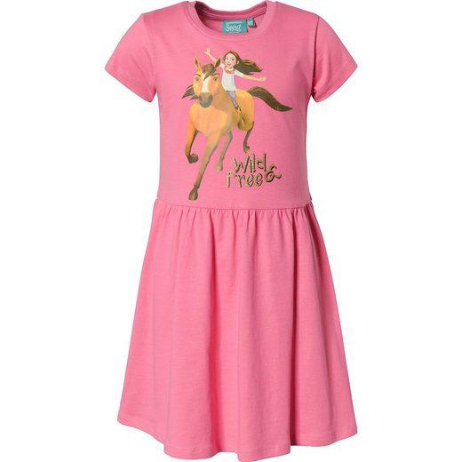Spirit Kinder Jerseykleid, Organic Cotton