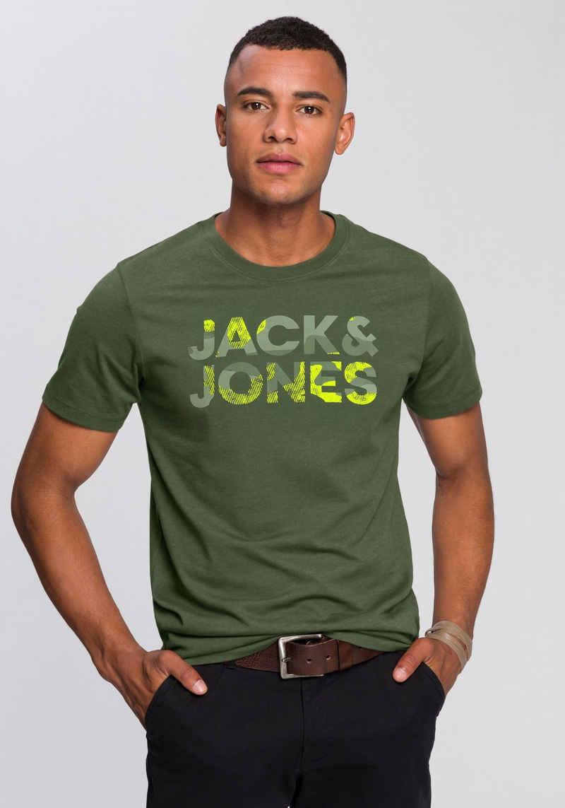 Jack & Jones T-Shirt »SOLDIER LOGO TEE«