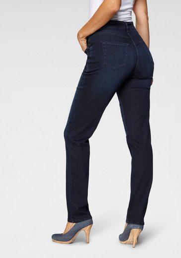 MAC Slim-fit-Jeans »Melanie Rock« Nieten-Besätze an den vorderen Taschen