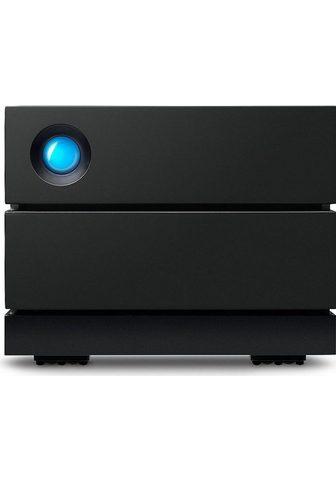 LaCie 2big RAID 4TB Thunderbolt 3 USB-C NAS-...