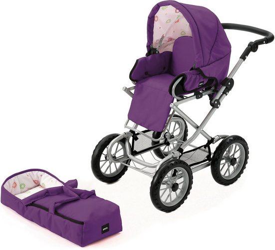 BRIO® Puppenwagen »Puppenwagen Combi, violett«