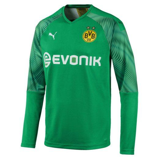 PUMA Langarmshirt »BVB Herren Replica Langarm Torwarttrikot«