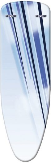 Leifheit Bügelbrettbezug Air Active L blue stripes, Zubehör für Leifheit AirActive L Steamer