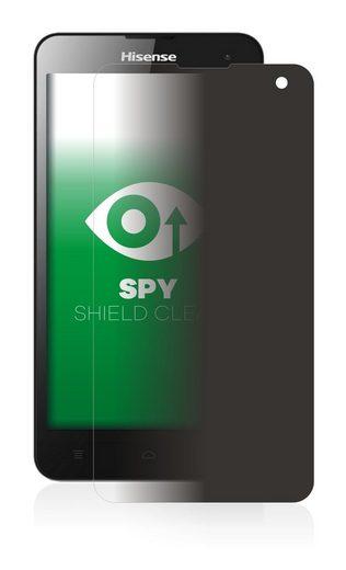 upscreen Schutzfolie »für Hisense HS-U971AE«, Folie Schutzfolie Sichtschutz klar anti-spy