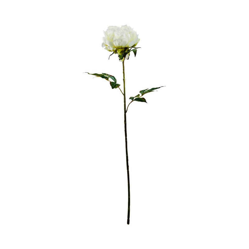 Kunstblume »FLORISTA Pfingstrose 75 cm«, BUTLERS, Höhe 75 cm