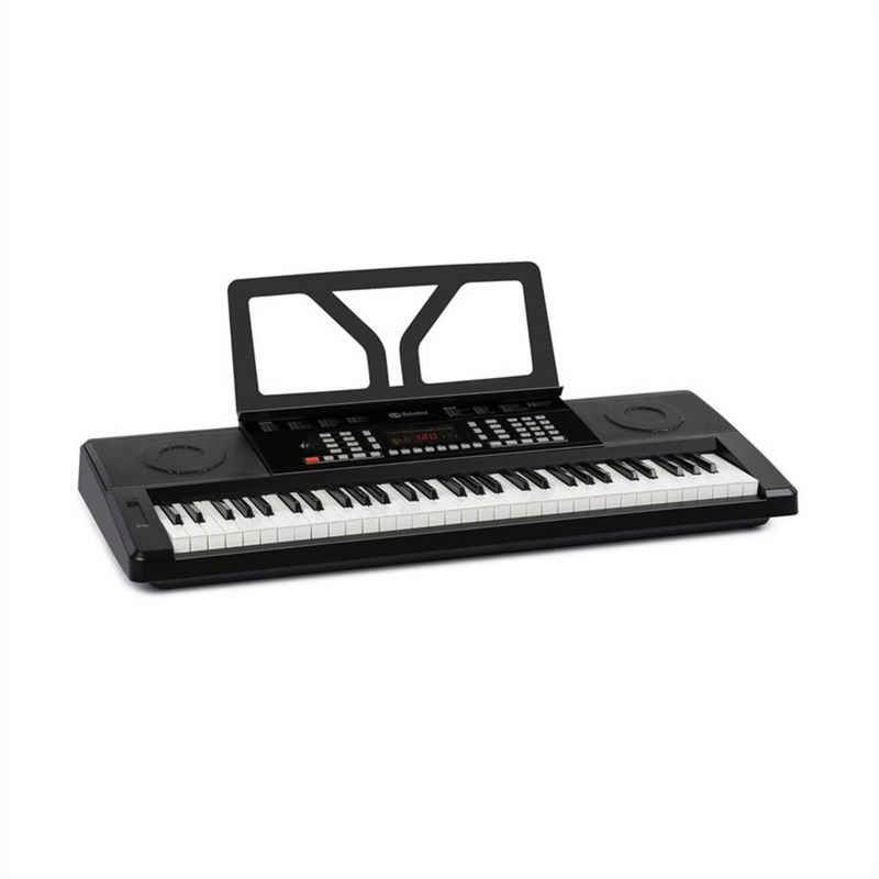 Schubert Keyboard »Etude 61 MK II Keyboard 61 Tasten je 300 Klänge/Rhythmen schwarz«