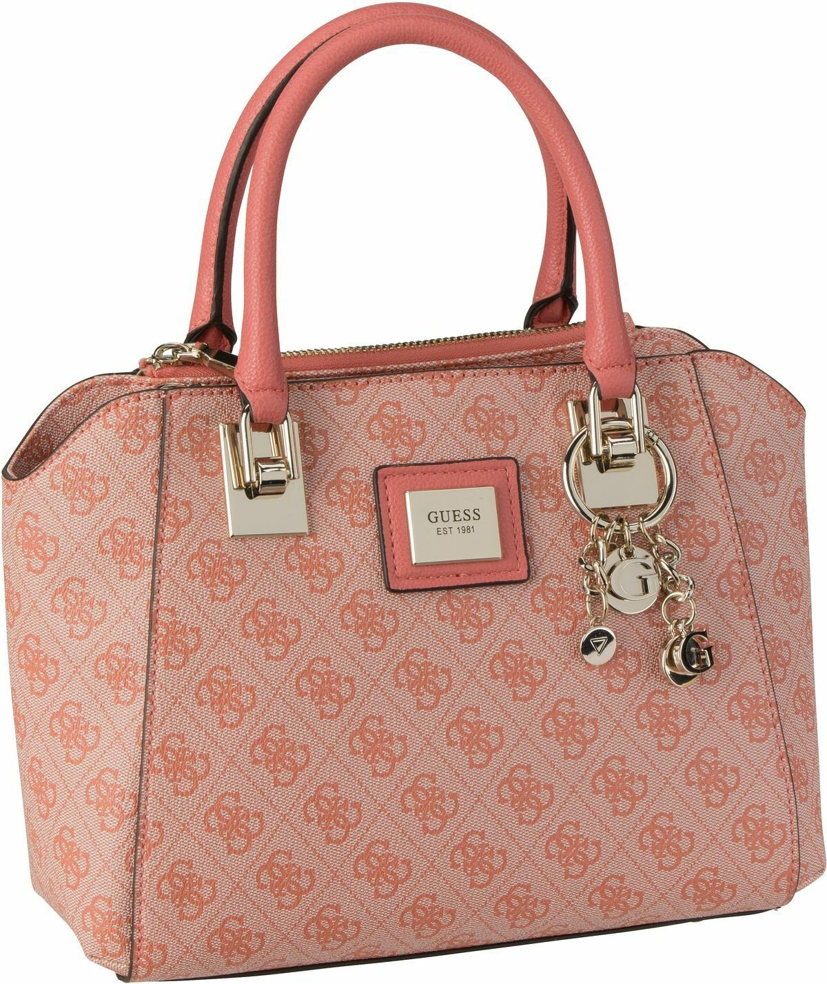 Guess Handtasche »Candace Society Satchel« kaufen | OTTO