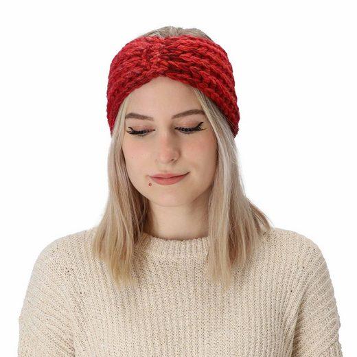 halsüberkopf Accessoires Stirnband »Stirnband« Strick-Stirnband mit Farbverlauf