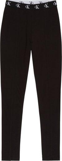 Calvin Klein Jeans Jogger Pants »MILANO CK TRIM LEGGING« mit CK Logo-Elastikband in der Taille
