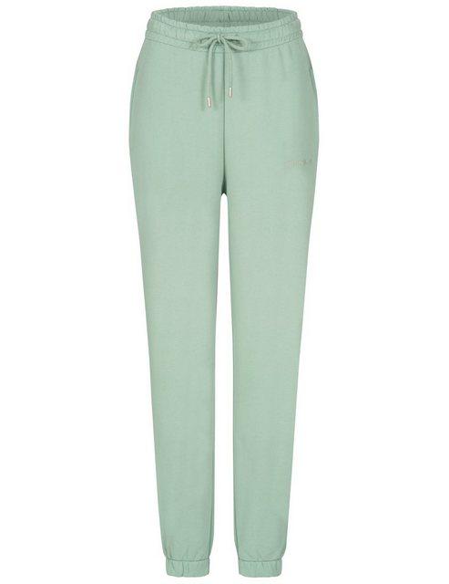 Hosen - Cotton Candy Sweathose »SANNI« in schlichtem Design › grün  - Onlineshop OTTO