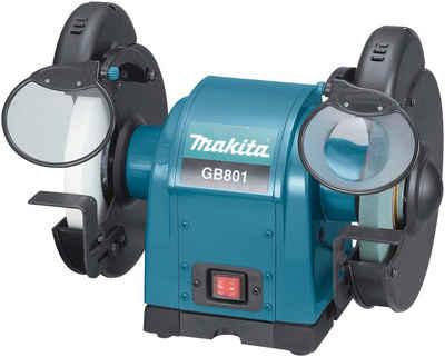 Makita Doppelschleifer »GB801«, max. 2850 U/min, (1 tlg), 205 mm