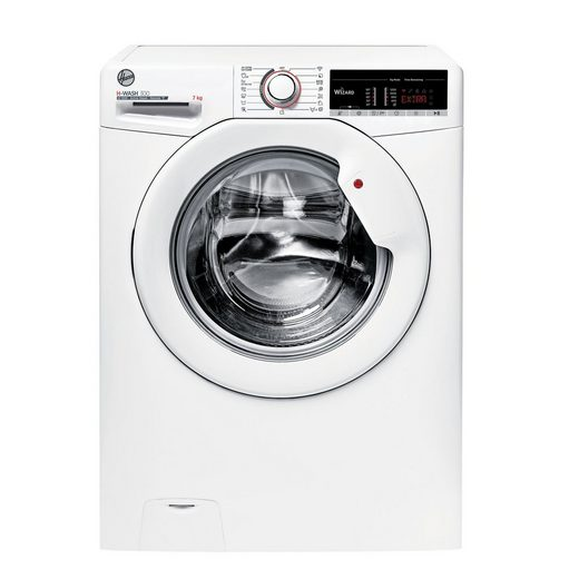 Hoover Waschmaschine H3WS4 275TE/1-S, 7 kg kg, 1200 U/min, Mengenautomatik