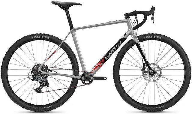 Ghost Cyclocross-Rad Road Rage Fire Advanced LC U , 11 Gang SRAM Rival Schaltwerk, Kettenschaltung