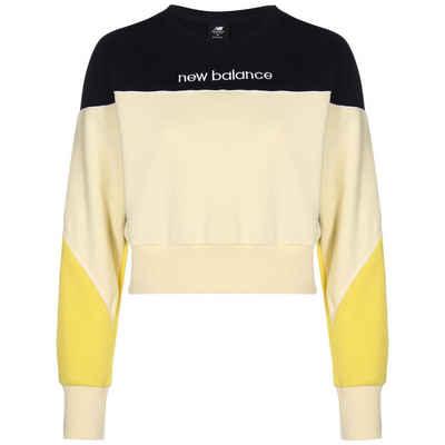 New Balance Sweatshirt »Athletics Fleece Crew«