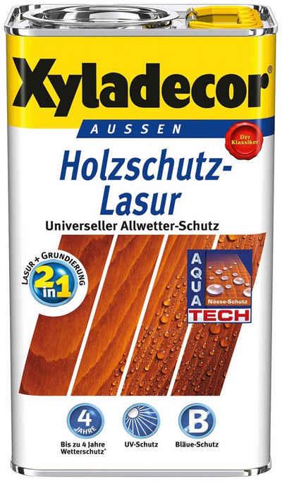 Xyladecor Holzschutzlasur »2in1«, 2,5 Liter, natur