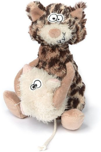 Sigikid Kuscheltier »Sweet Beasts - Katze und Maus, Always in your arms!«