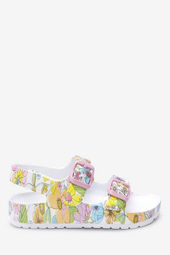 Next »Eva-Sandale mit Klettverschluss« Sandale (1-tlg)