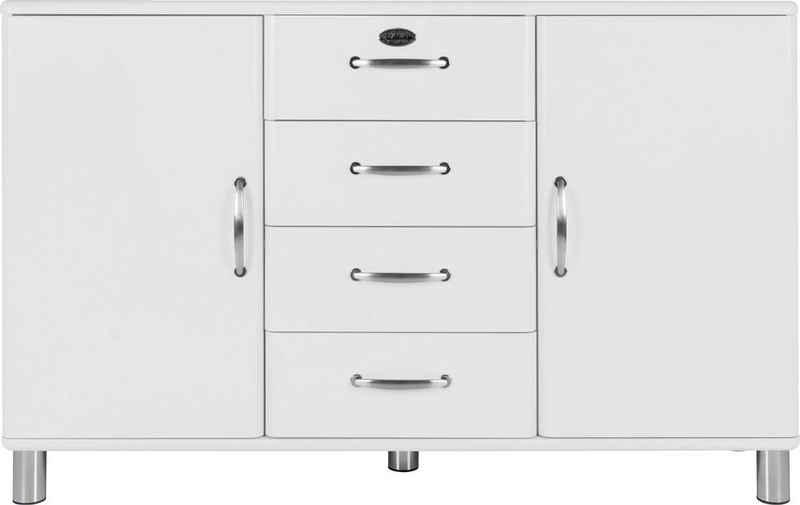 Tenzo Sideboard »Malibu«, mit 2 Türen & 4 Schubladen, Design von Rutger Anderson