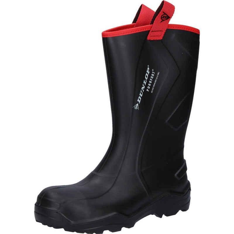 Dunlop »Dunlop Stiefel Purofort+ Rugged S5« Sicherheitsstiefel