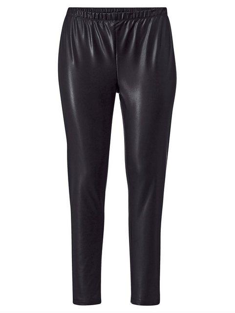 Hosen - Angel of Style by HAPPYsize Leggings in Lederimitat ›  - Onlineshop OTTO