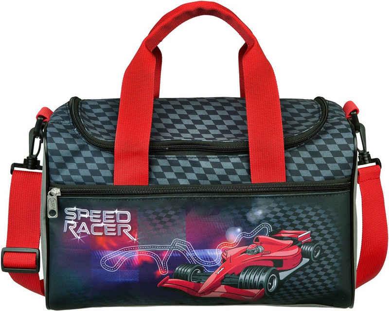 Scooli Sporttasche »Speed Racer«