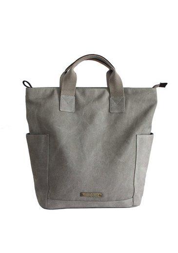 Margelisch Cityrucksack »Tacha 1«, plastikfreier Rucksack aus fairer und nachhaltiger Produktion