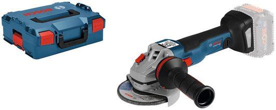 Bosch Professional Akku-Winkelschleifer »GWS 18V-10 C«
