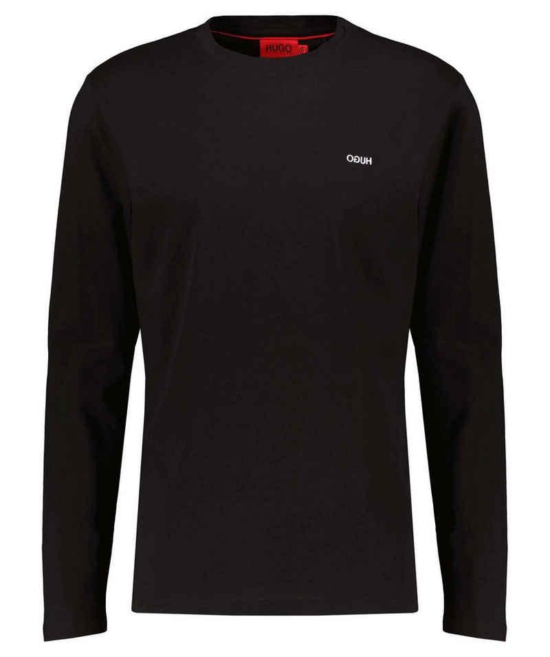 HUGO Sweatshirt »Herren Shirt DEROL212 Langarm«