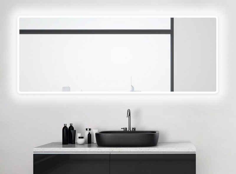 Talos Badspiegel »Moon«, 180 x 70 cm, Design Lichtspiegel