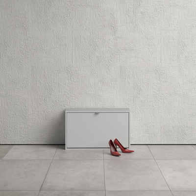 Home affaire Schuhschrank »Shoes« mit einer Klappe, in verschiedenen Farbvarianten erhältlich