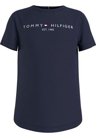 TOMMY HILFIGER Marškinėliai »ESSENTIAL TEE S/S« Druck...