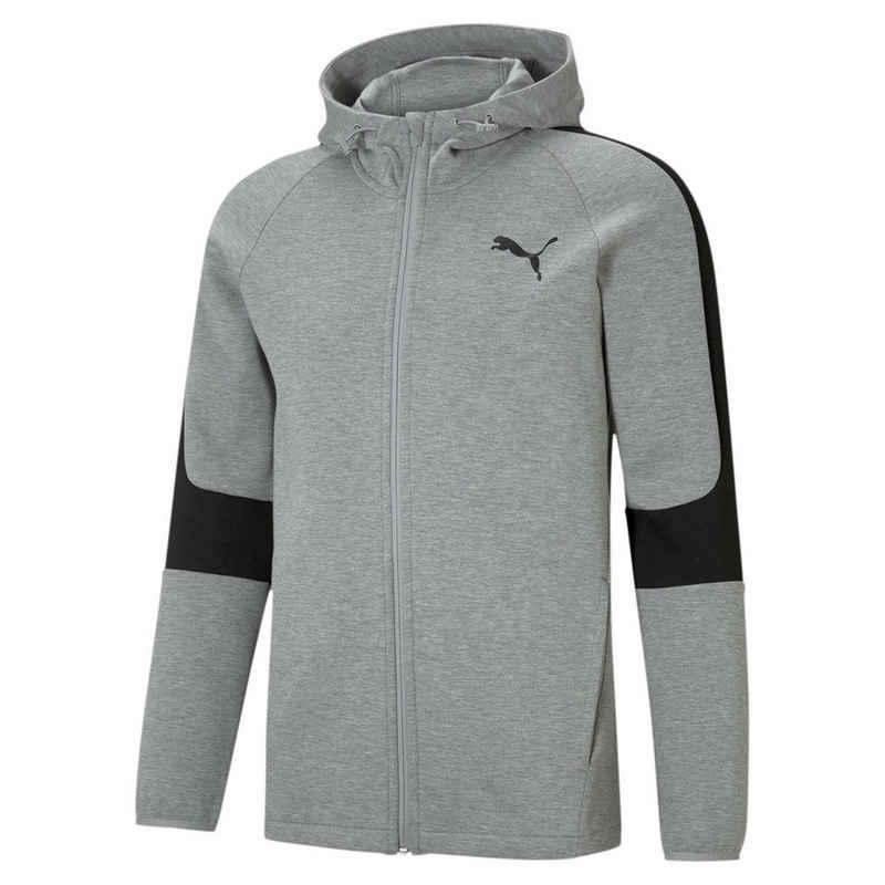 PUMA Sweater »Evostripe Herren Kapuzenjacke«