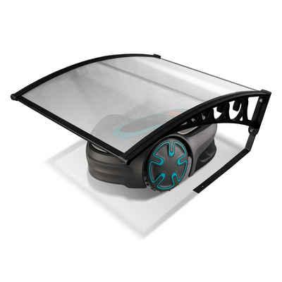 Einfeben Mähroboter-Garage »Dach Carport für Rasenmäher Automower 105x85x45cm Mähroboter Carport Schutzhülle Schutz vor Regen, Hagel und UV-Strahlen Kommt«