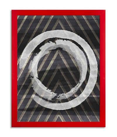BIRAPA Einzelrahmen »Bern Bilderrahmen«, (1 Stück), 70x100 cm, Rot, MDF
