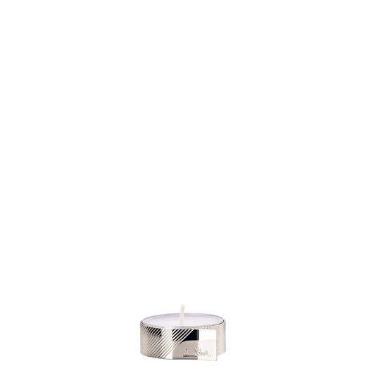 Rosenthal Teelichthalter »Silver Collection Tealight Teelicht 4cm« (1 Stück)