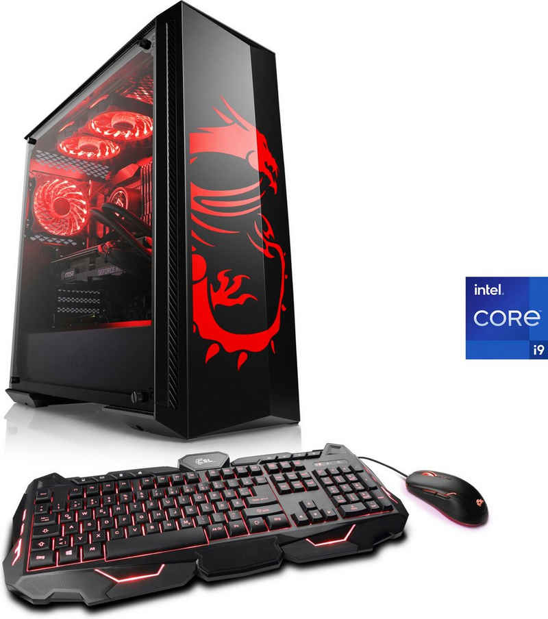 CSL HydroX V9340 MSI Dragon Extreme Edition Gaming-PC (Intel® Core i9 11900K, 32 GB RAM, 2000 GB SSD, Wasserkühlung)
