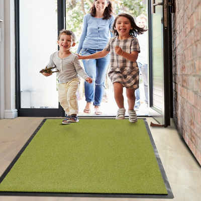 Fußmatte »Sauberlaufmatte Dublin«, Kubus, rechteckig, Höhe 7 mm
