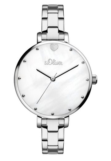 s.Oliver Quarzuhr »SO-3549-MQ«