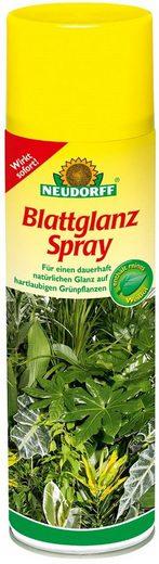 NEUDORFF Pflegespray »BlattglanzSpray«, 500 ml